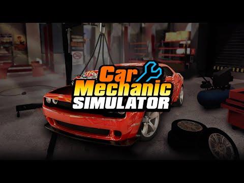 Car Mechanic Simulator mobile - official trailer