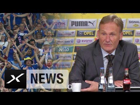Hans-Joachim Watzke: England? Ich sag nur Island | Premier League