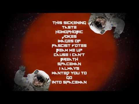Babylon Zoo - Spaceman (Lyric Video)