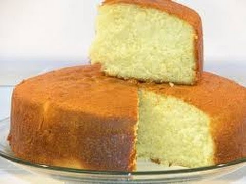 Recipes for sponge cakes from scratch