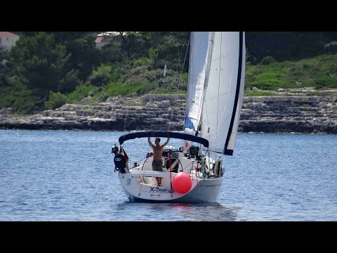 Sailing Corfu to Sicily - X-Trip on Tour