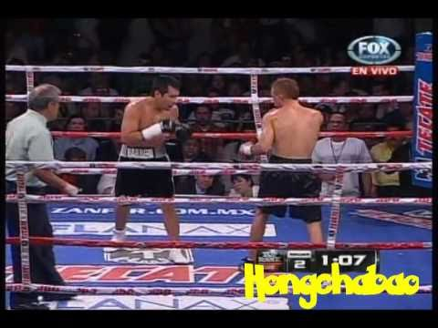 Marco Antonio Barrera vs Jose Arias 2-12-2011