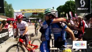 Craft Bike Transalp 2013 - Gran finale a Riva del Garda