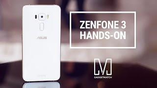Asus ZenFone 3 Hands-On Review
