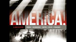 Antonín Dvorák- String Quartet No.12- IV.Finale -Jerusalem Quartet (America, Vol.1:A Land of Refuge)