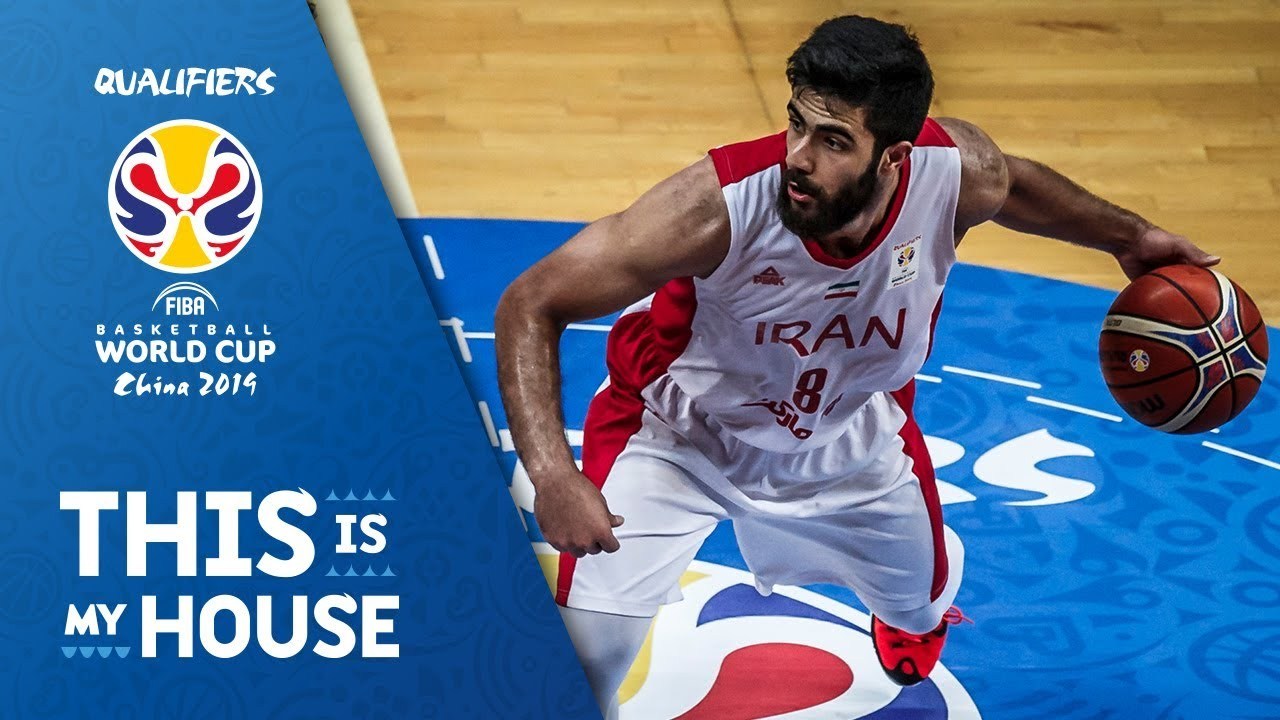 Iran's Best Plays of the FIBA Basketball World Cup 2019