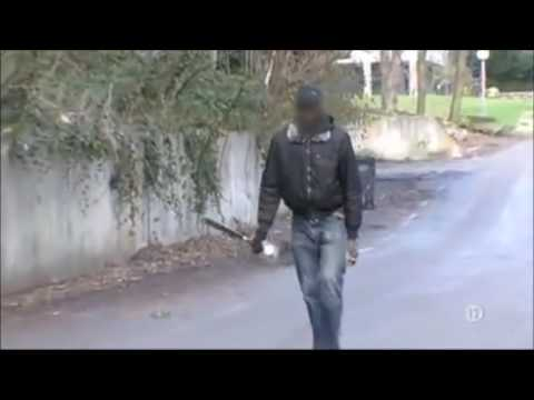 The Police VS Paris Youths (COMPILATION)
