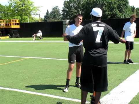 Brad Banks football camp 005.MOV