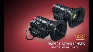 Canon COMPACT-SERVO Family: Lenses as Versatile as You