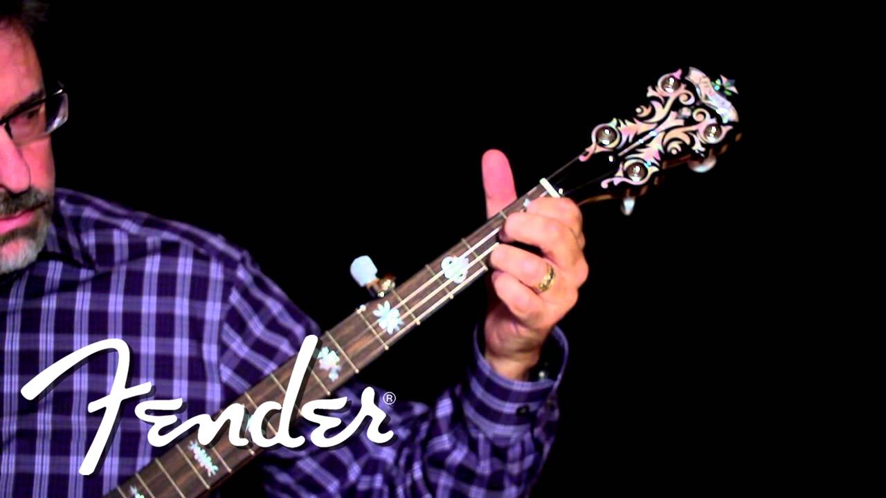 Fender Deluxe Concert Tone 58 Banjo | Fender