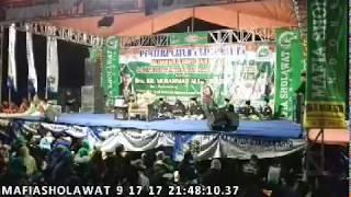 full mafia sholawat nailan slahung ponorogo 17 sep 2017