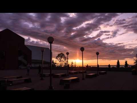 Sunset on YouTube