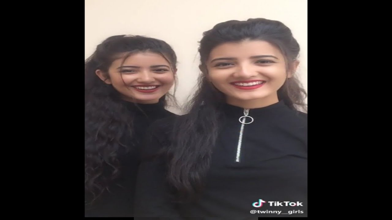 Twin Girl || TikTok || Twin Girl TikTok || Twin Best Musically Video