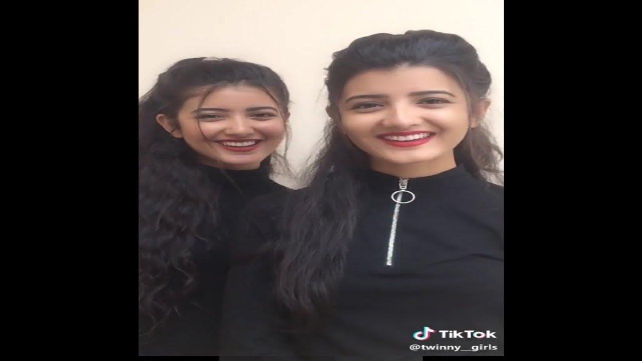 Twin Girl || TikTok || Twin Girl TikTok || Twin Best Musically Video