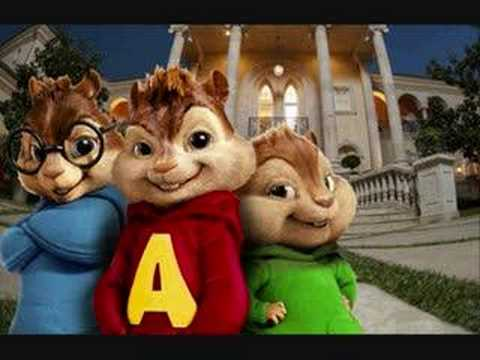 The chipmunks - never gonna get it by akon