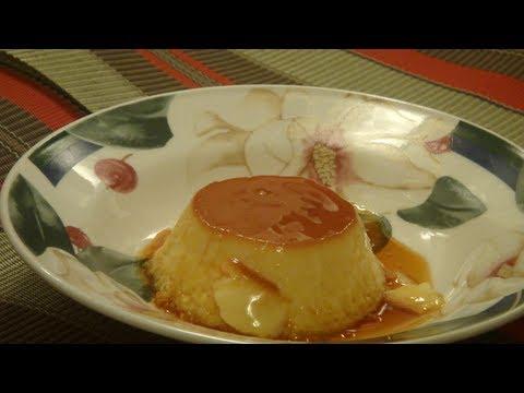 Cách làm bánh Flan ( How to make Custard Pudding )