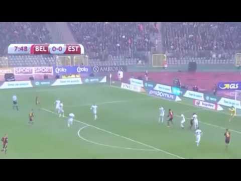 Belgium Vs Estonia 8-1 Goals And Highlights