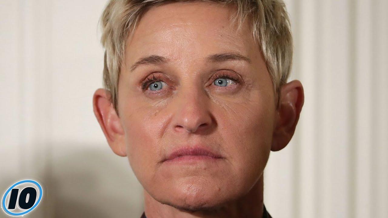 Download Top 10 Celebrities That Clapped Back At Ellen Degeneres