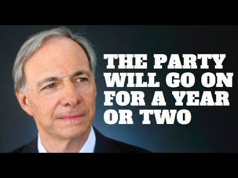 RAY DALIO'S VIEW ON THE MARKETS DISCUSSED AND EXPLAINED
