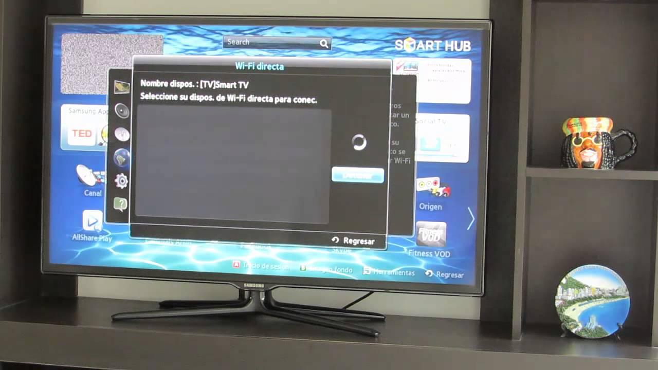 wifi direct iphone samsung smart tv