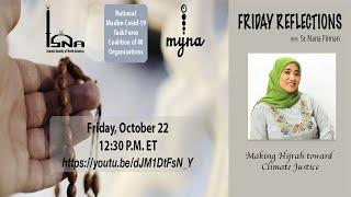 ISNA Friday Reflections with Sr. Nana Firman