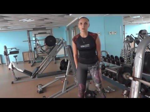 Функциональная тренировка в тренажерном зале