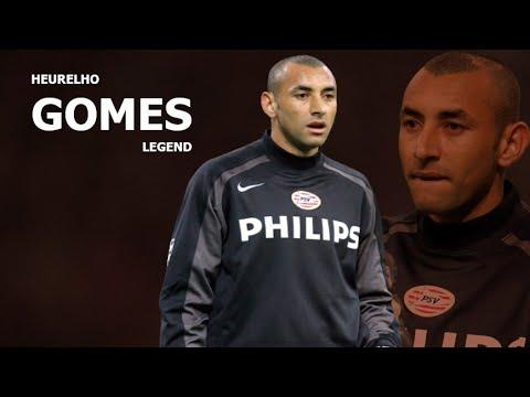 Heurelho Gomes ►Legend ● 2004-2008 ● PSV Eindhoven ᴴᴰ
