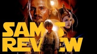sam s review of the phantom menace 1999
