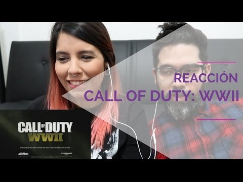 Call of Duty WWII - Reacción y opinión