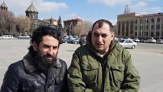 Քայլերթ Գյումրիի նույն վայրից, որտեղից երեք տարի առաջ Նիկոլ Փաշինյանը քայլեց դեպի Երևան