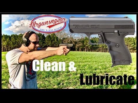 How To Disassemble, Clean And Lubricate A Hi-Point Handgun