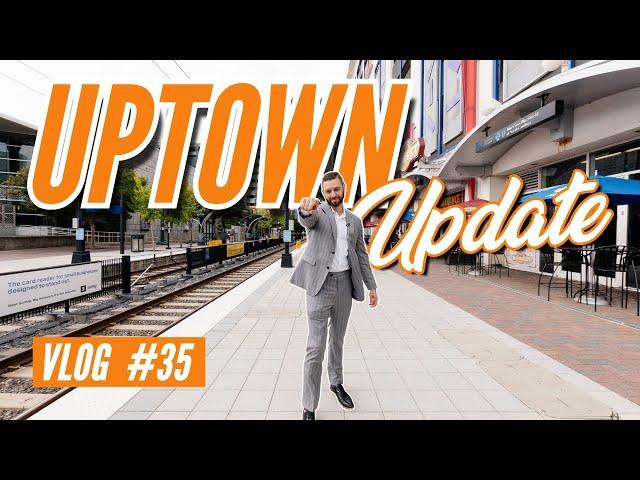 Uptown Charlotte | VLOG #35
