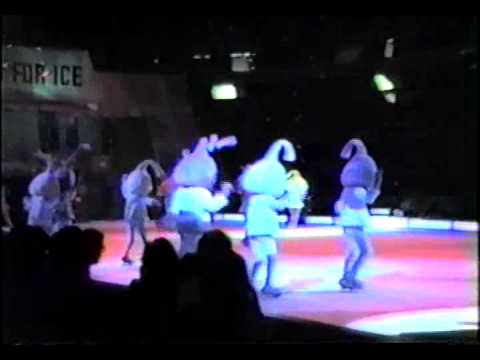 """""""The Snorks"""" - Ice Capades of 1985"""