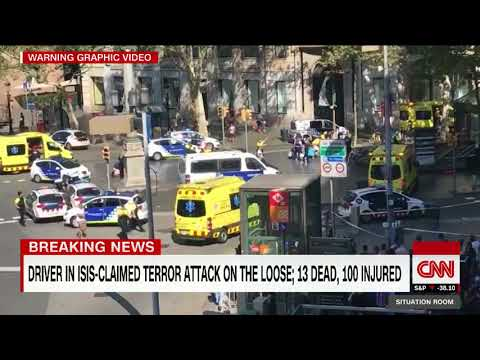 ISIS claims Barcelona terror attack as...