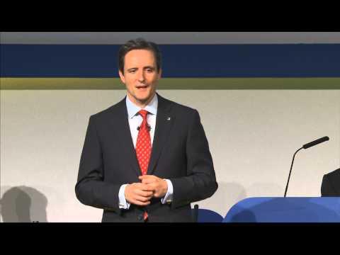 Mark Wilson, Group CEO - Aviva 2015 AGM
