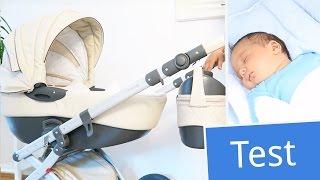 test knorr baby kombikinderwagen alive eco pure babyartikel. Black Bedroom Furniture Sets. Home Design Ideas