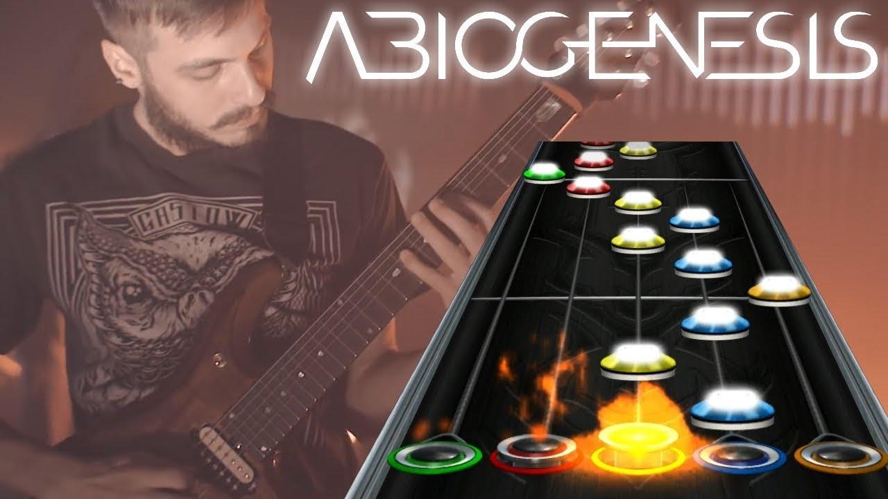 Abiogenesis - Visualize (Clone Hero Custom Song) - YouTube