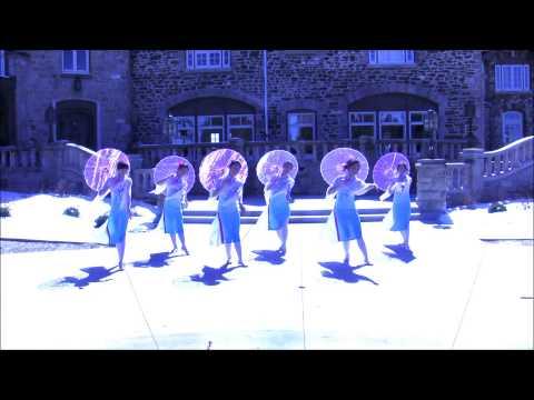Chinese Umbrella Dance 太湖美伞舞
