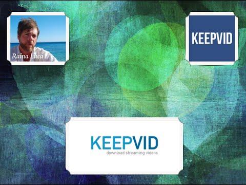 App per prof #9 KEEPVID (Audio e Videodownload)