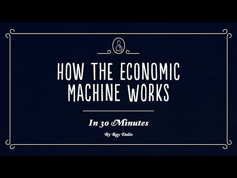 Wie die Wirtschaftsmaschine funktioniert in 30 Minuten