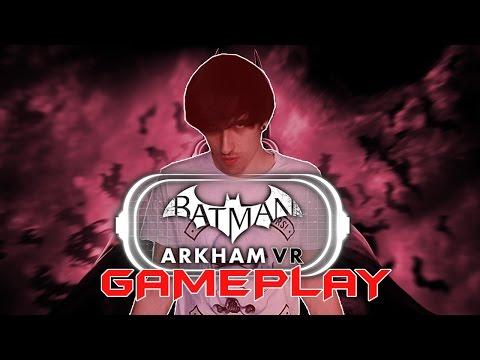 Batman Arkham VR  - Gameplay Completo - Let's Play - PSVR