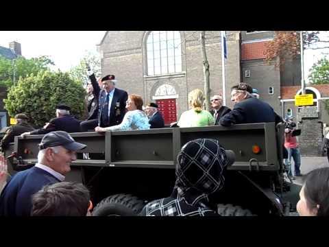 Liberation Day (Bevrijdingsdag) - Dutch Military Parade, Wageningen [2013]