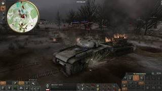 Achtung Panzer Kharkov 1943 gameplay teil 1