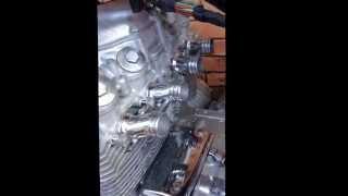 carburetor keith honda cb550 carb test