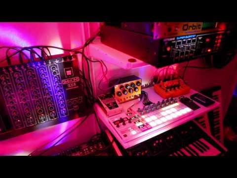 Super 80s Kit - Thomas Dolby inspired - Simmons SDS8 - Roland MKS-7 - Beatstep Pro
