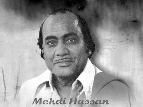 Gulon Mein Rang Bhare   Live Mehdi Hassan By Shaleem
