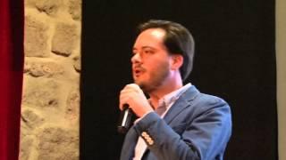 Utiliza el conflicto para innovar | Carlos Garza | TEDxCamelinasAve