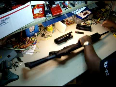 Mossberg Plinkster 702 W Airsoft Stock Pt1 Youtube