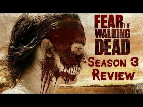 FEAR The Walking Dead Season 3 REVIEW! (spoilers)