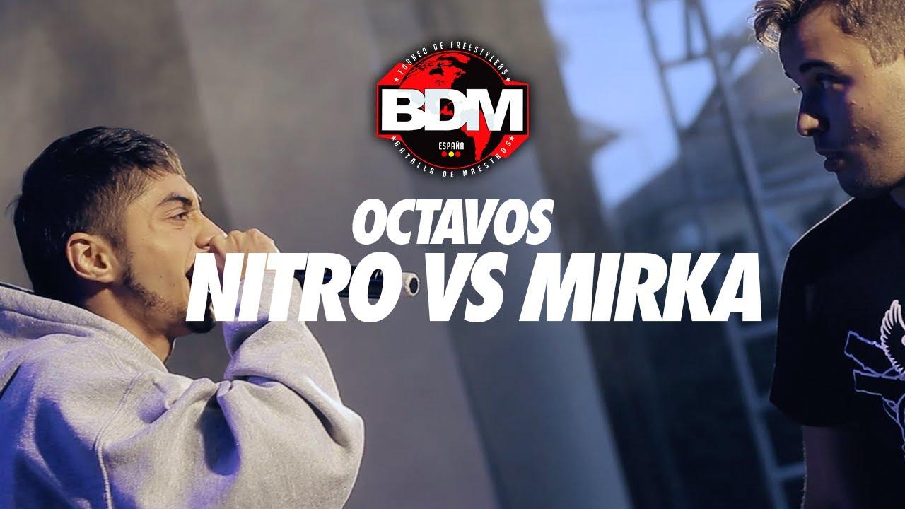 NITRO VS MIRKA / OCTAVOS BDM MURCIA 2017